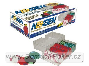 Nexgen 8000 Las Vegas Edge - set 100ks